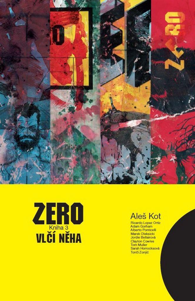 Zero Vlčí něha - Aleš Kot