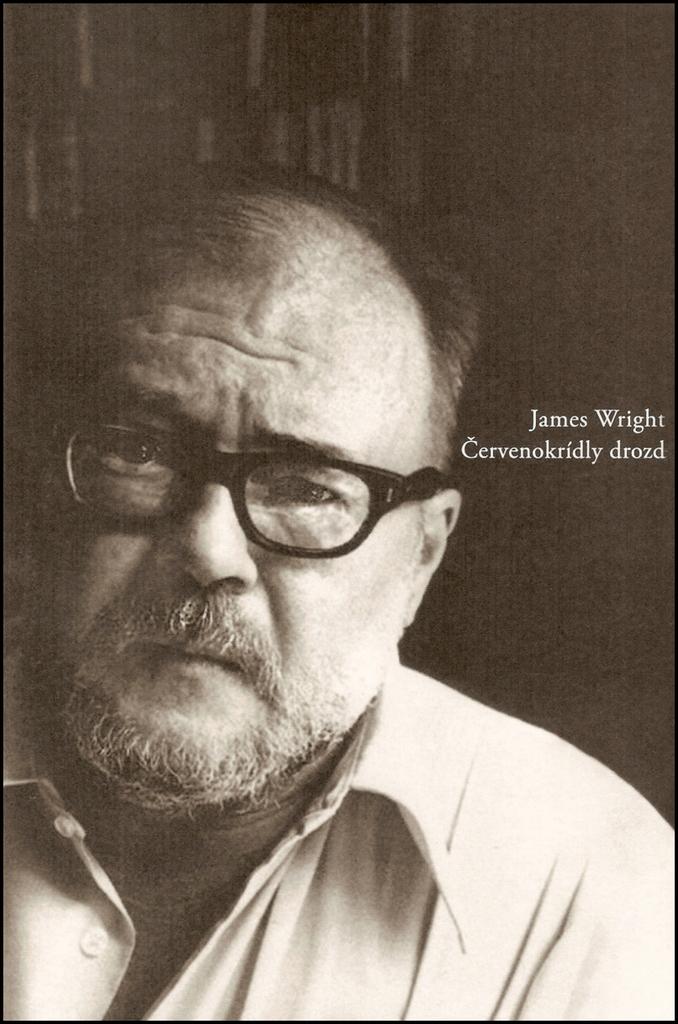 Červenokrídly drozd - James Wright
