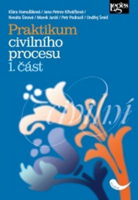 Obrázok Praktikum civilního procesu 1. část