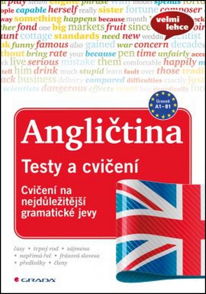 Angličtina Testy a cvičení - Gabi Galsterová, Sigrid Bruggerová
