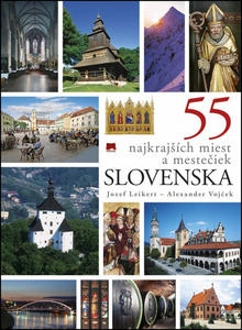 Obrázok 55 najkrajších miest a mestečiek Slovenska