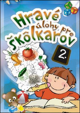 Obrázok Hravé úlohy pre škôlkarov 2.