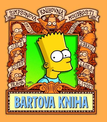 Obrázok Simpsonova knihovna moudrosti Bartova kniha