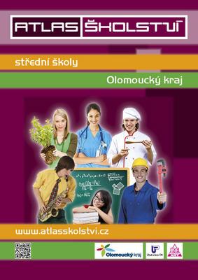 Obrázok Atlas školství 2015/2016 Olomoucký