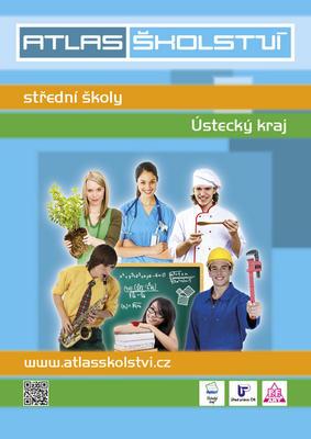 Obrázok Atlas školství 2015/2016 Ústecký