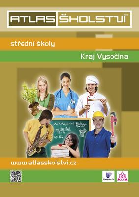 Obrázok Atlas školství 2015/2016 Vysočina