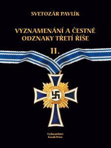 Obrázok Vyznamenání a bojové odznaky Třetí Říše II.