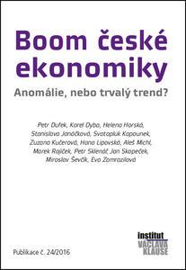 Obrázok Boom české ekonomiky: anomálie, nebo trvalý trend?