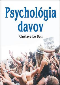 Obrázok Psychológia davov