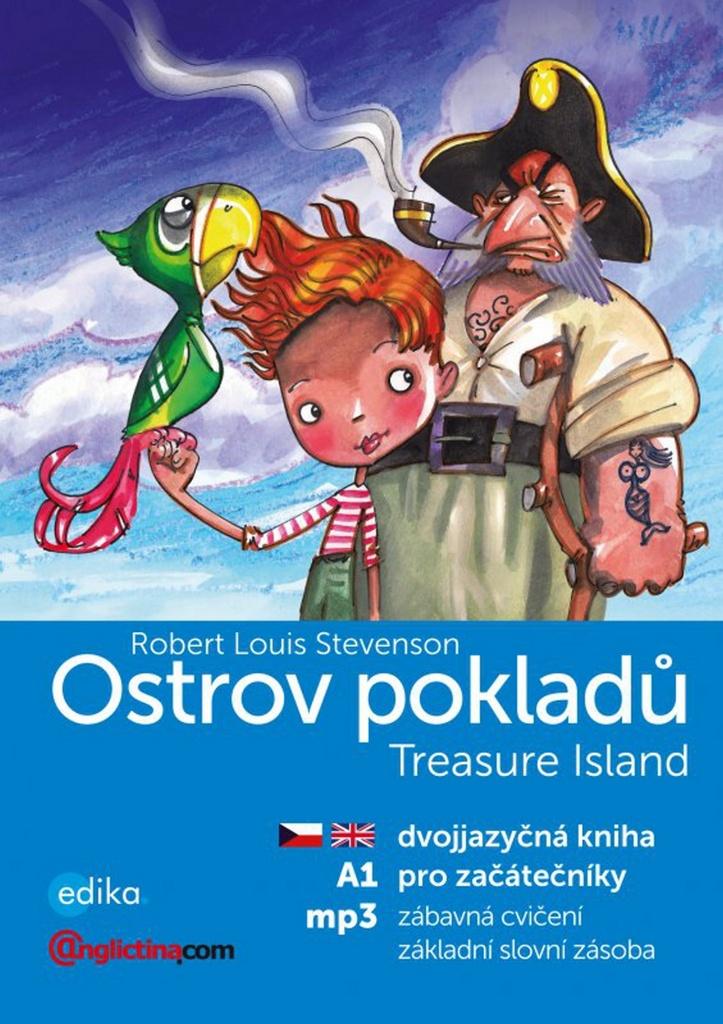 Ostrov pokladů A1 Treasure Island - Robert Louis Stevenson