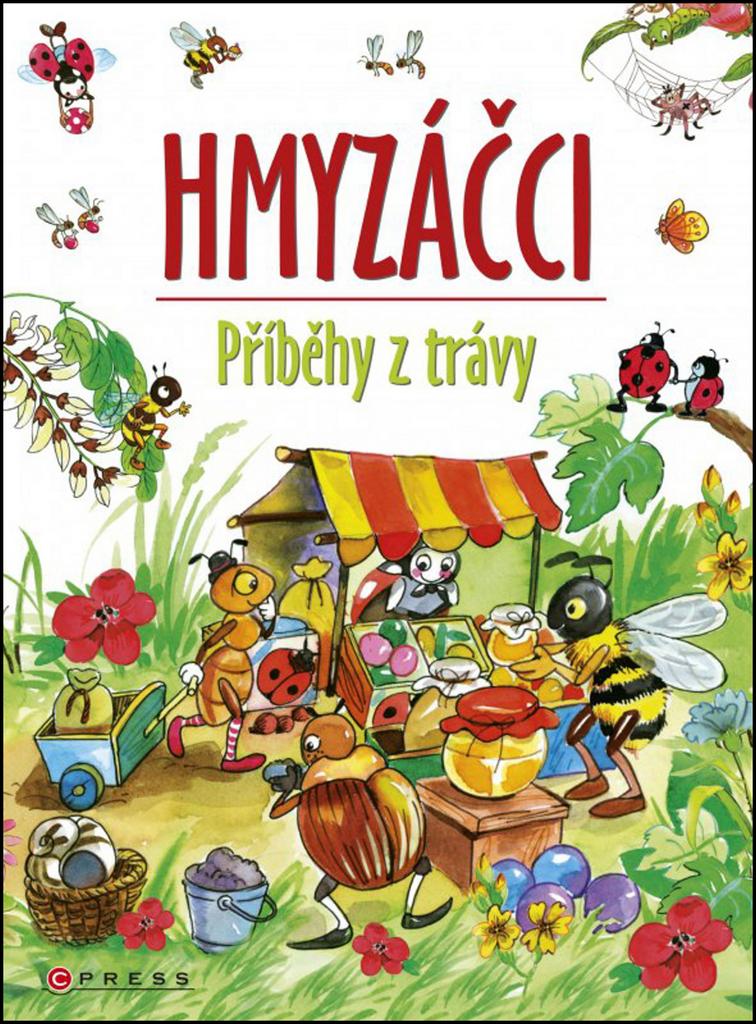 Hmyzáčci - Hajnal Eszesová