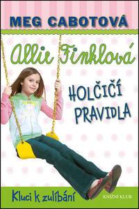 Obrázok Allie Finklová Holčičí pravidla Kluci k zulíbání (3)