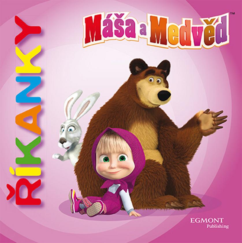 Máša a medvěd Říkanky
