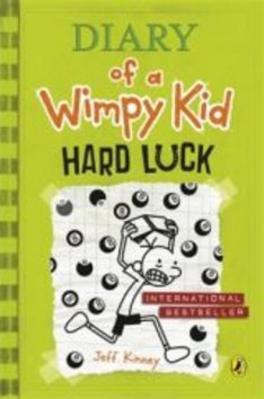 Obrázok Diary of a Wimpy Kid (8): Hard Luck