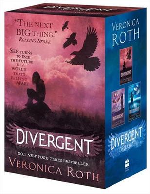 Obrázok Divergent Series Boxed Set