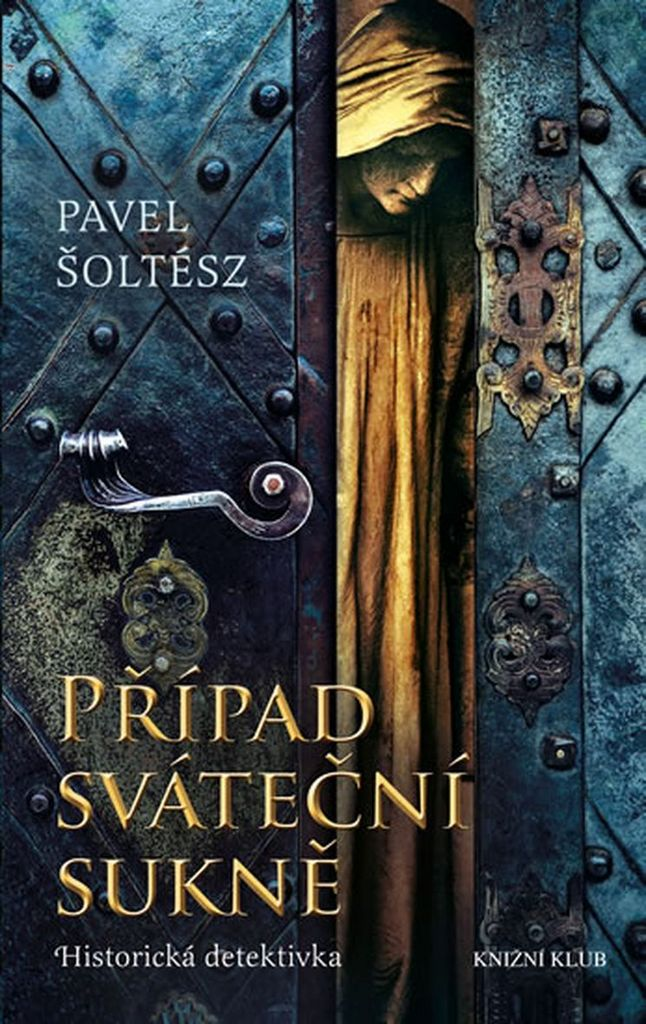 Případ sváteční sukně - Pavel Šoltész