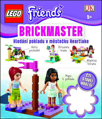 Obrázok LEGO Friends Brickmasters
