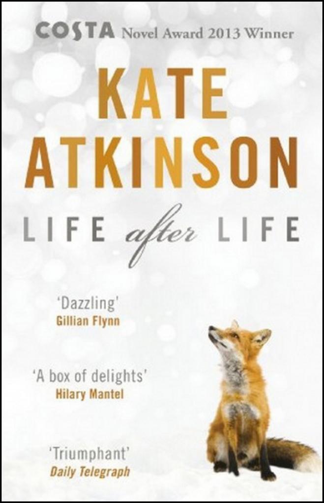 Life After Life - Kate Atkinson, Kate Atkinsonová