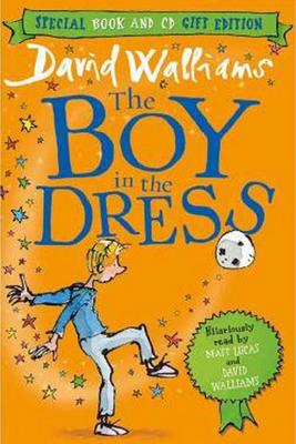 Obrázok The Boy in the Dress + CD