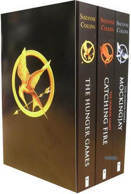 Obrázok The Hunger Games Trilogy Classic Box Set