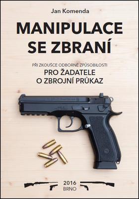 Obrázok Manipulace se zbraní při zkoušce odborné způsobilosti