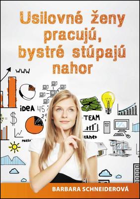 Obrázok Usilovné ženy pracujú, bystré stúpajú nahor