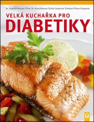 Obrázok Velká kuchařka pro diabetiky