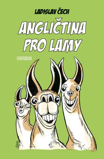 Angličtina pro lamy - Ladislav Čech