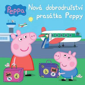 Obrázok Peppa Pig Nová dobrodružství prasátka Peppy