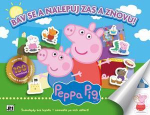 Obrázok Bav se a nalepuj zas a znovu! Peppa Pig