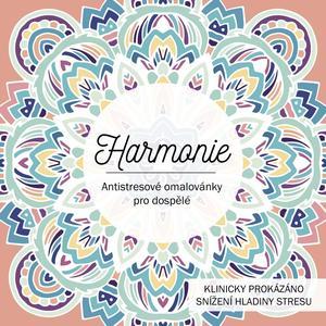 Obrázok Harmonie Antistresové omalovánky pro dospělé