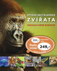 Obrázok Ottova encyklopedie Zvířata