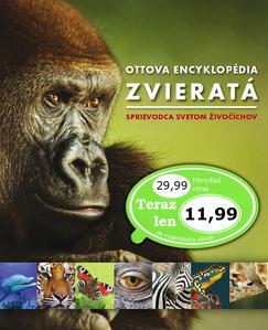 Obrázok Ottova encyklopédia Zvieratá