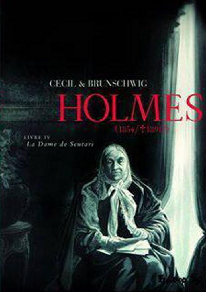 Holmes - Luc Brunschwig
