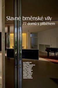 Obrázok Slavné brněnské vily. 77 domů s příběhem