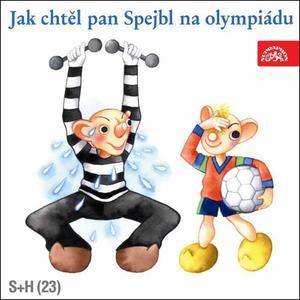 Obrázok Jak chtěl pan Spejbl na olympiádu
