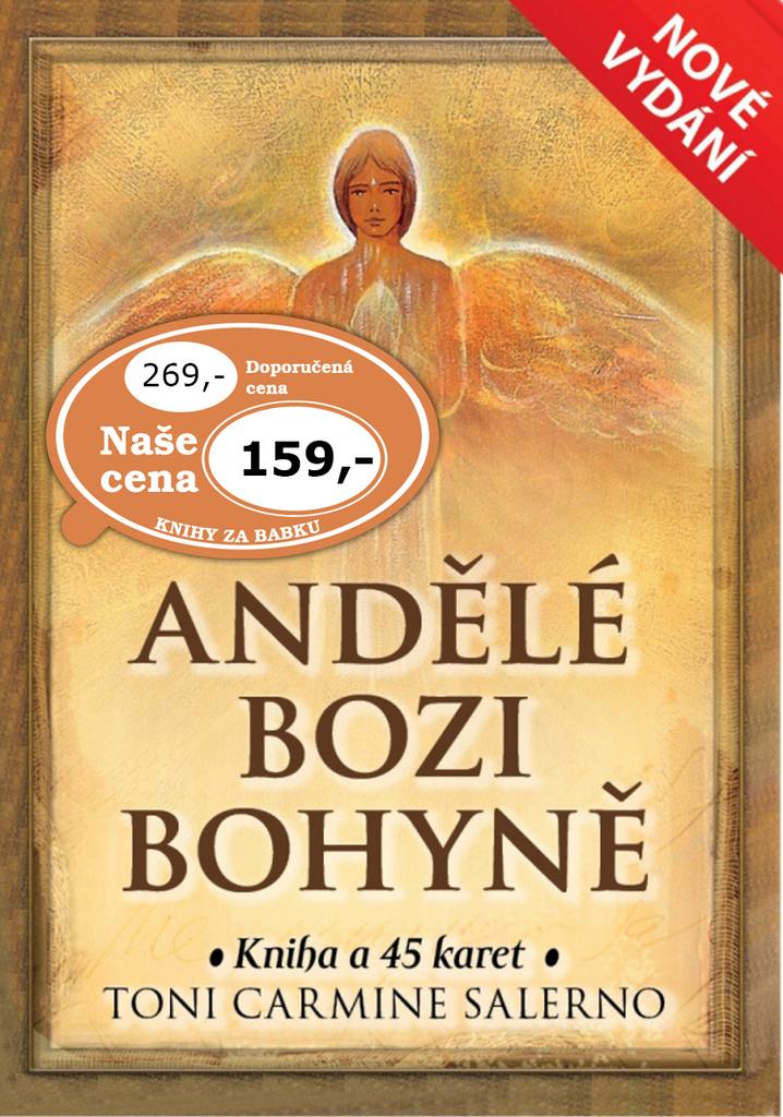 Andělé Bozi Bohyně - Toni Carmine Salerno