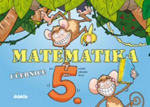 Obrázok Matematika pro 5. ročník ZŠ