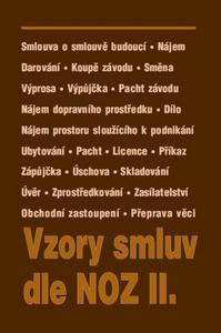 Obrázok Vzory smluv dle NOZ II.