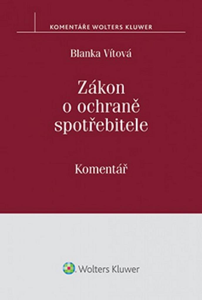 Zákon o ochraně spotřebitele - Blanka Vítová