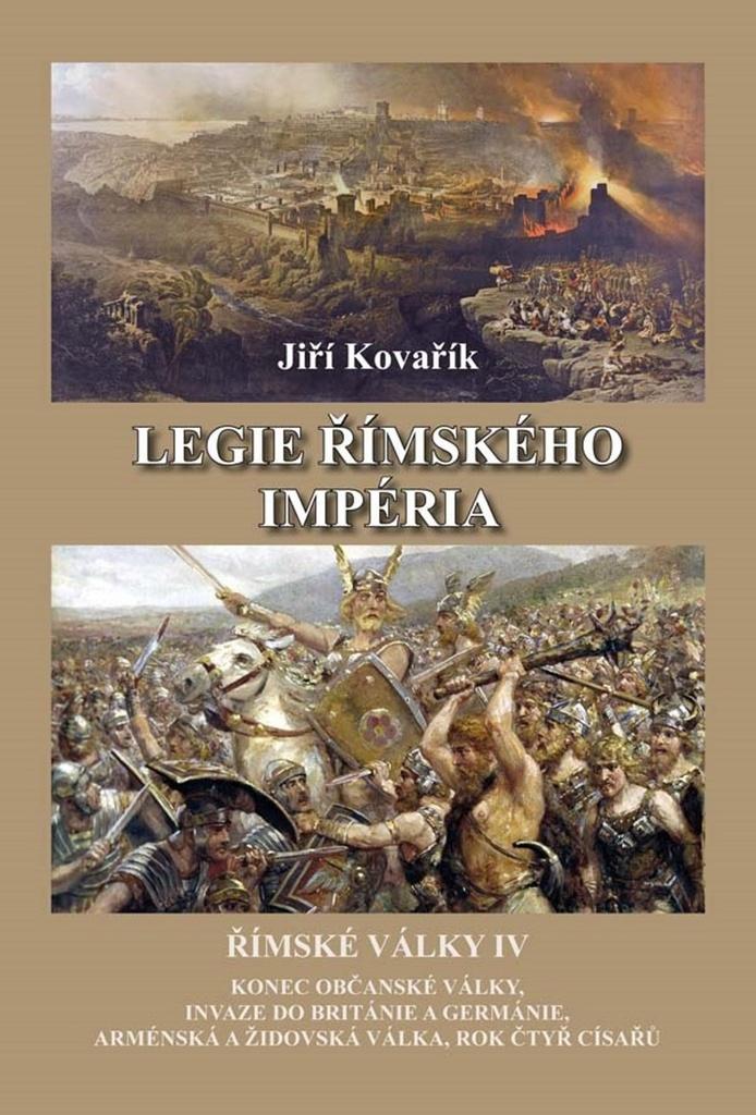 Legie římského impéria - Jiří Kovařík