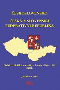 Obrázok Česká a Slovenská Federativní Republika