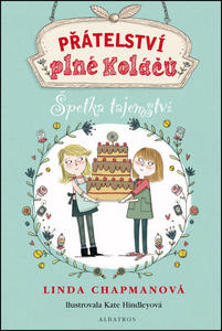 Obrázok Přátelství plné koláčů Špetka tajemství