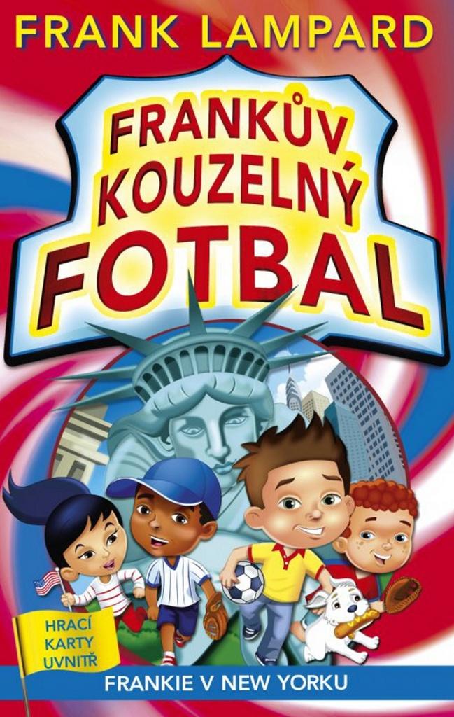 Frankův kouzelný fotbal Frankie v New Yorku (9) - Frank Lampard