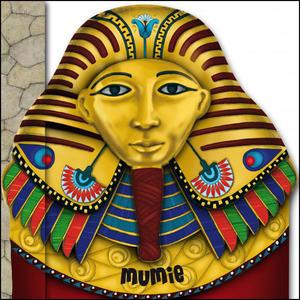 Obrázok Tajemství mumie