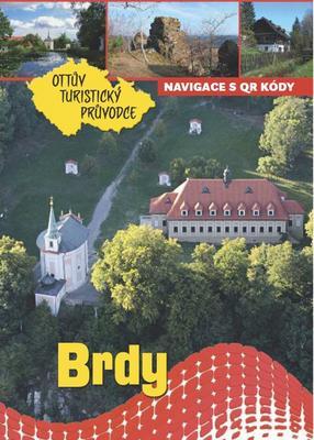 Brdy Ottův turistický průvodce