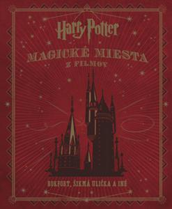 Obrázok Harry Potter Magické miesta z filmov