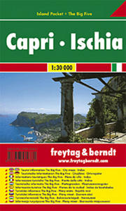 Obrázok Automapa Capri - Ischie 1:30 000
