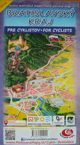 Obrázok Bratislavský kraj pre cyklistov