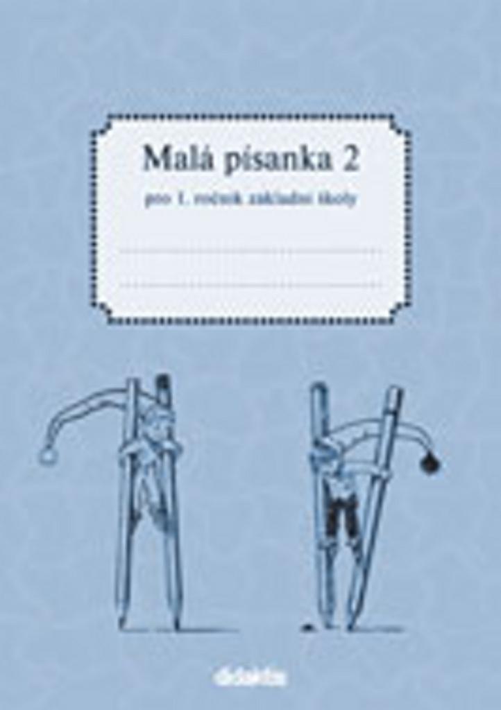 Malá písanka 2 pro 1. ročník základní školy - Jitka Halasová